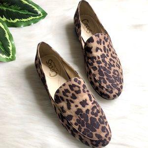 ✨SAM EDELMAN Circus Harlem Leopard Print Loafer